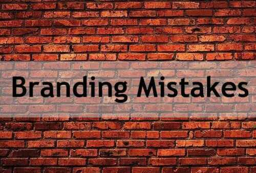 5 brand mistakes that are killing your small business