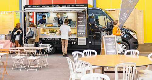 5 ideas for finding the perfect place to park your food truck