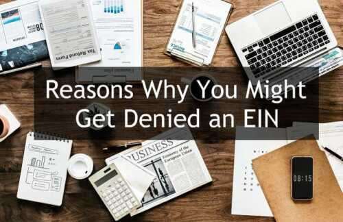 5 reasons why you may be denied an EIN