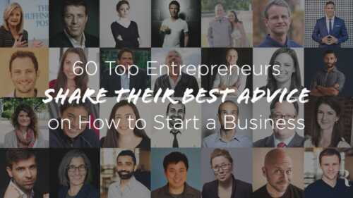 50 unusual business tips from 50 top business leaders