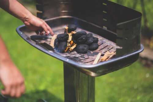 A home barbecue business