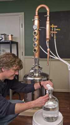 A home distillery