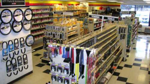 Auto parts accessories store business plan