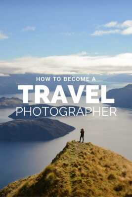 Become a travel photographer