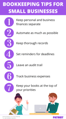 Best accounting tips for small businesses
