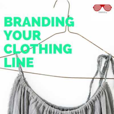Brand your clothing line