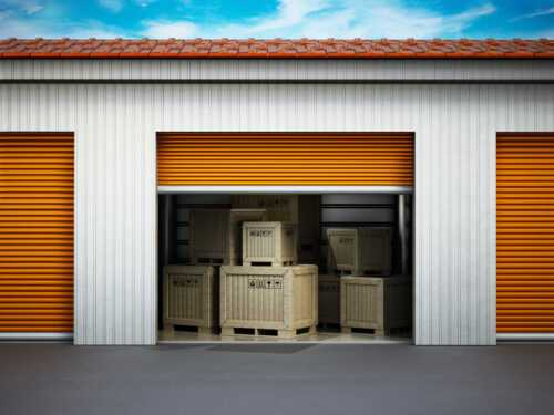 Building Self Storage Unit Business