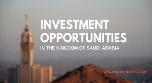 Business Investment Opportunities in Saudi Arabia