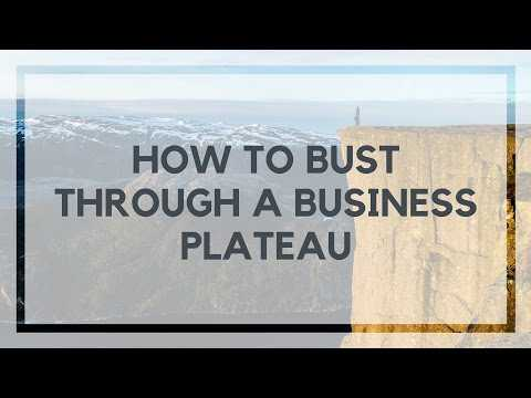 Business on the Plateau Top 10 opportunities
