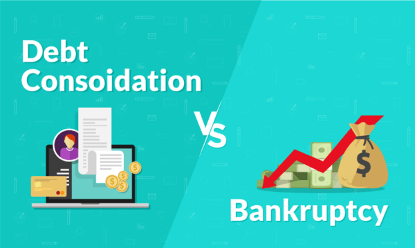 Choosing Between Debt Consolidation Or Bankruptcy Is The Best Option For Debt Relief