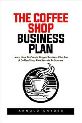 Coffee book business plan