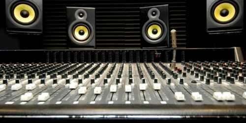 Cost to start a recording studio