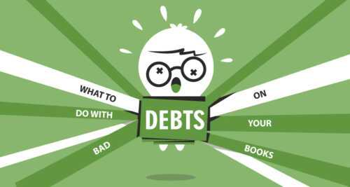 Find out what is the best thing to do after terrible debt