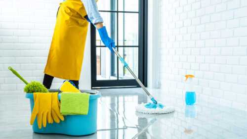 Floor cleaning business