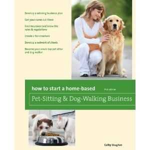 For starting a home dog walking service