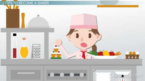 Guide to becoming a baker
