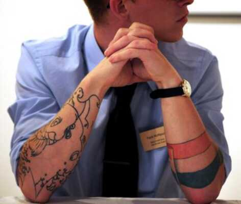 Highly Paid Career Ideas For A Tattoo