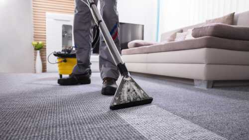 Home Carpet Cleaning Business