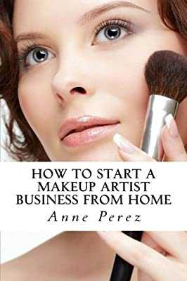 Home makeup artist business