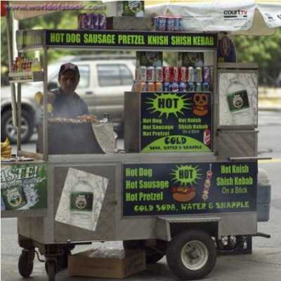 Hot Dog Cart Business Plan