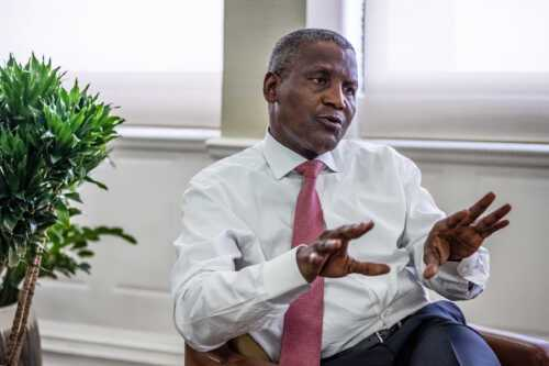 How Aliko Dangote, Africa Made His Money