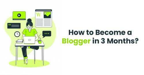 How to become the  blogger in 3 years