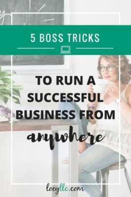 How to Build a Successful Business Anywhere