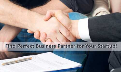 How to find a business partner for your startup