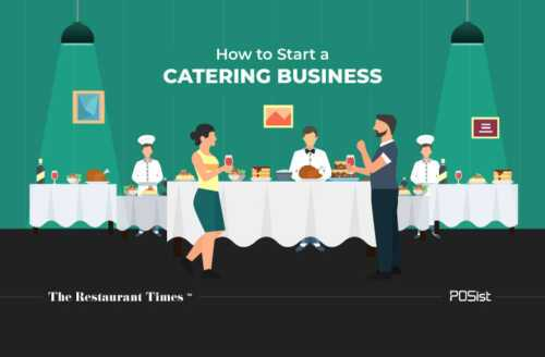 How to successfully run a home catering business in 7 steps