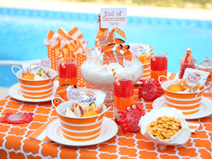 How to throw a fabulous summer party