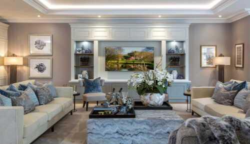 Interior design ideas for 2020