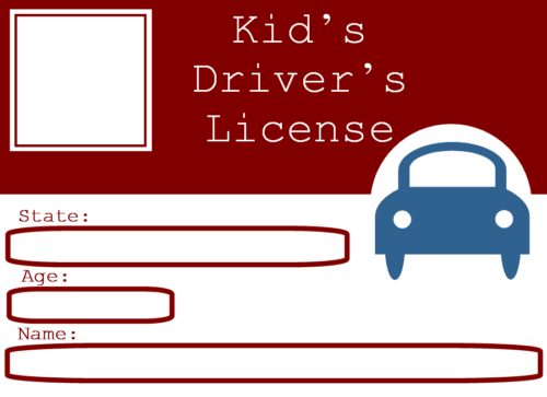 License for your kindergarten