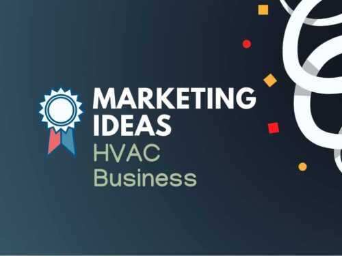 Marketing Strategies To Gain Leadership  HVAC Business