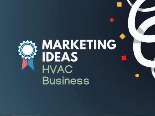 Marketing Strategies To Gain Leadership  HVAC Business