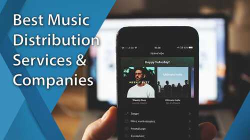 Music distribution offer