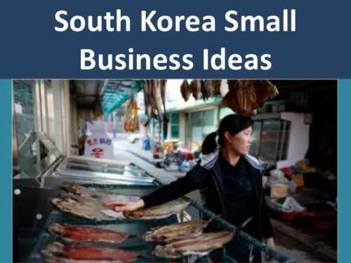 Opportunities for Small Businesses in South Korea