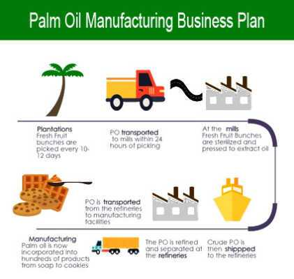 Palm Oil Business Business Plan