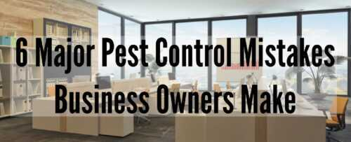 Pest Control Business Owner Make