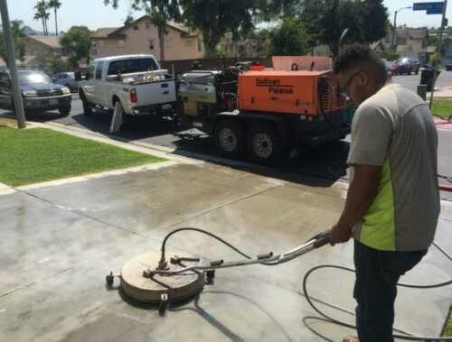 Pressure Washer Business