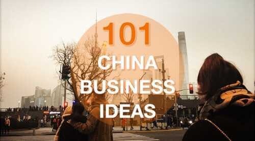 Profitable business in China