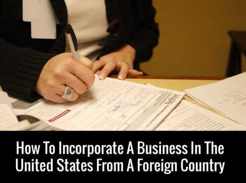 Profitable Business in the United States as a Foreigner