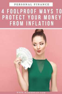 Protect your money from inflation