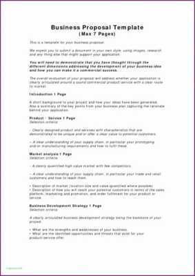 Reality Show Start - Sample Business Plan Template