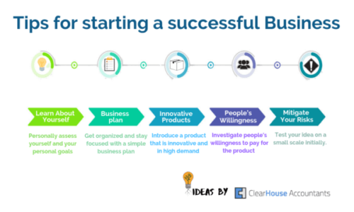Six more tips for a successful startup