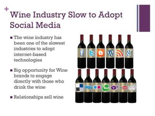 Small Business Ideas In The Wine Industry