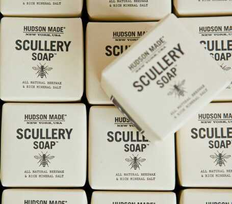 Soaps to create branding ideas