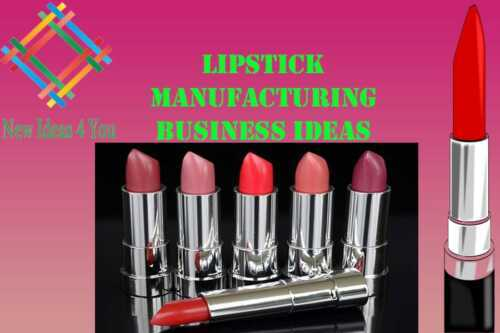Start a lipstick business