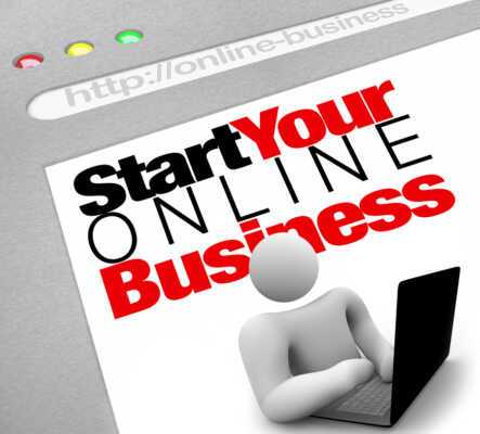 Start an online business from your home