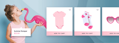 Start an online home baby store