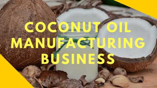 Starting a Coconut Oil Business - Sample Business Plan Template